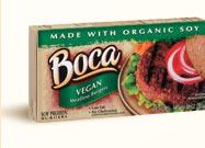 Vegan Boca Burgers